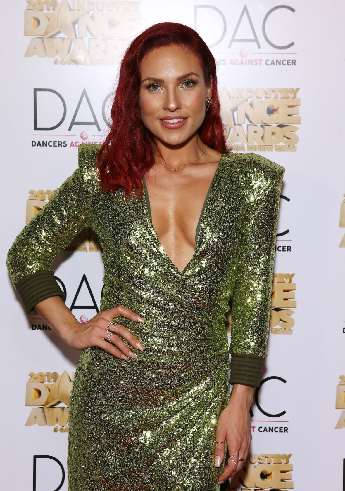 DWTS Pro Sharna Burgess Diet and Fitness Secrets