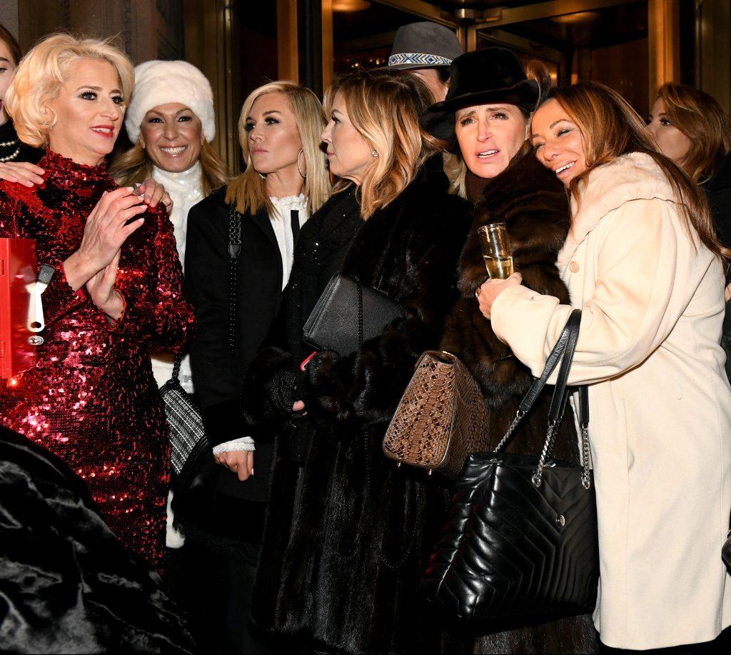 sonja morgan barbara kavovit real housewives of new york rhony