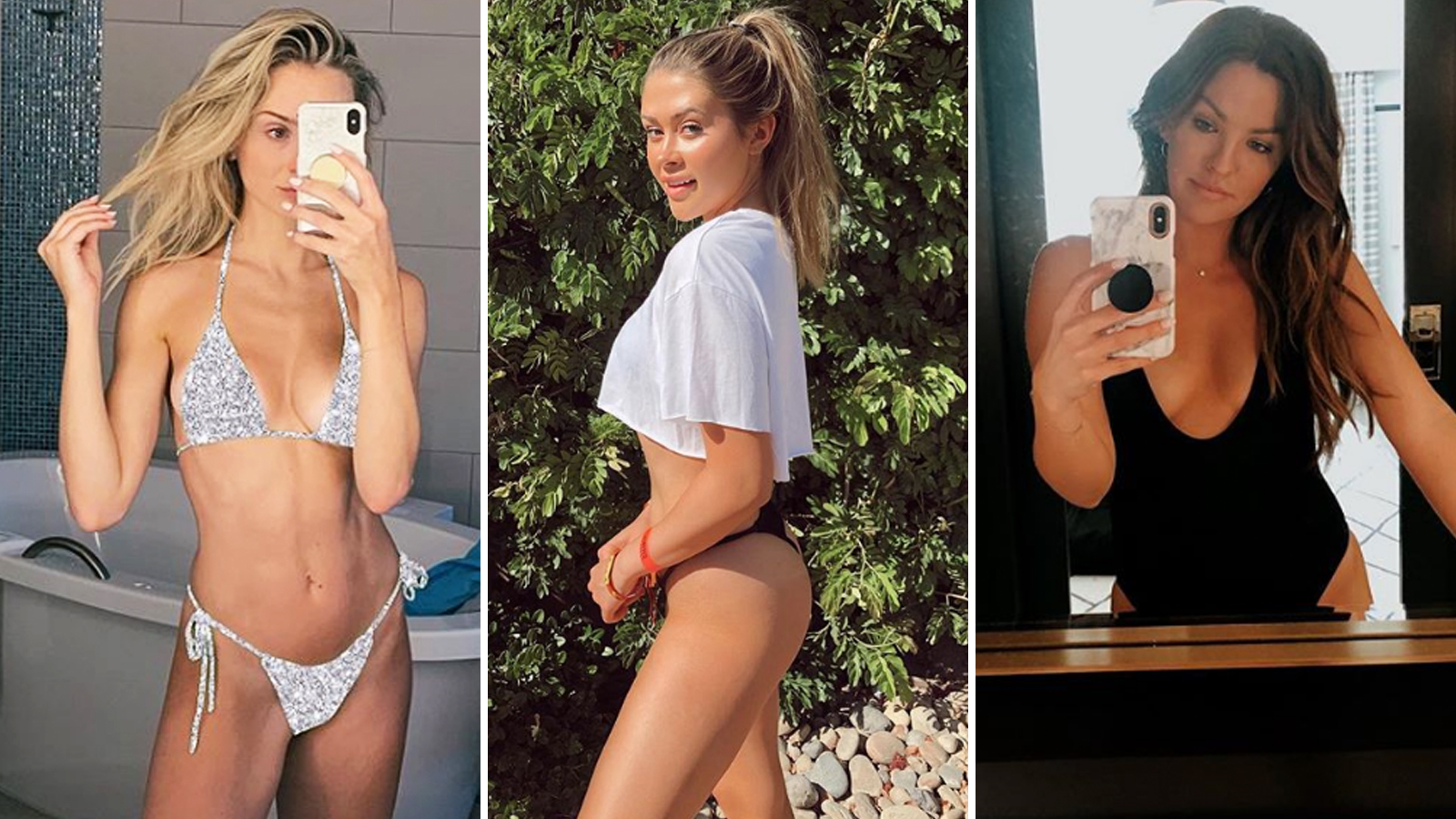 Bachelor Nation Stars Who Have the Most Insane Bikini Bodies
