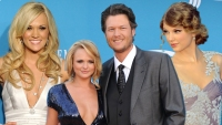 2009 ACM Awards throwback pics
