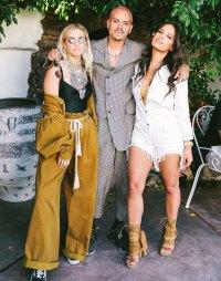 Lyt LA Weekly Coachella Ashlee Simpson Evan Ross