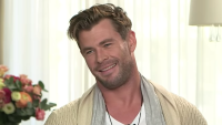 Chris Hemsworth, This Morning, British Television