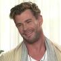 Chris Hemsworth, This Morning, British Television
