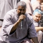 Kanye West Coachella Weekend 2