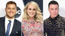 Colton Underwood Bonding With Carrie Underwood and Colton Haynes Over Elementary School Nicknames Is Everything