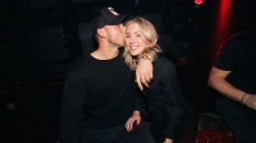 Colton Underwood and Cassie Randolph party in vegas together