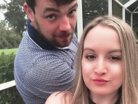 Elizabeth Potthast Castravet and Andrei Castravet Post Baby Weight Loss