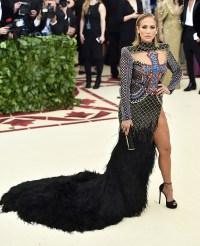 Jennifer Lopez Fashion Met Gala 2018