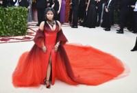 Nicki Minaj Fashion Met Gala 2018