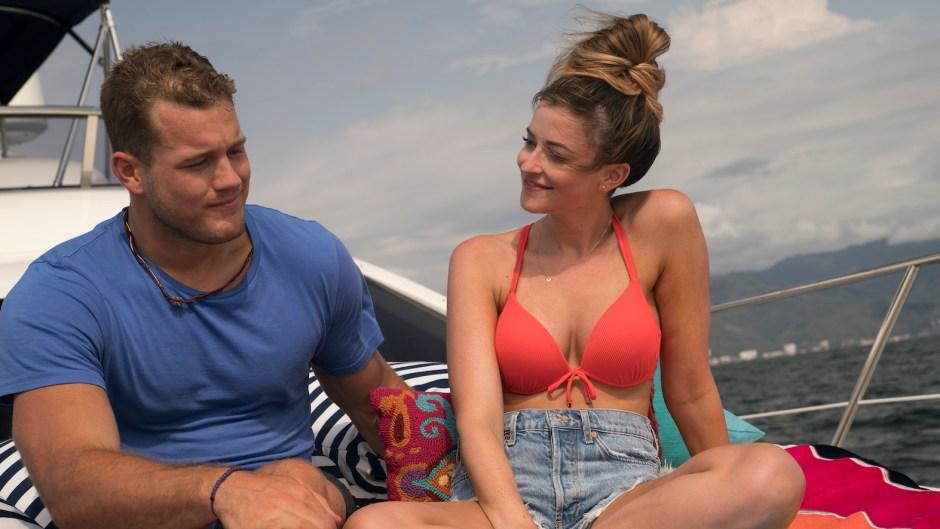 "Tia Booth Colton Underwood ABC's ""Bachelor in Paradise"" - Season Five"