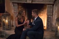 Hannah Brown and Colton Underwood the bachelor