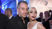 Lady gaga christian carino break up split engagement