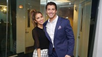 Kaitlyn Bristowe refers to her outfit as Mrs Tartick on Instagram