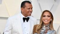 Jennifer Lopez Alex Rodriguez haven't started wedding planning