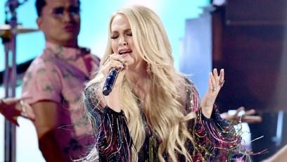 Carrie Underwood 2019 ACM performance