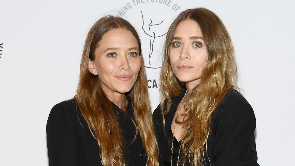 Mary Kate Olsen & Ashley Olsen at YAGP's 20th Anniversary Gala 'Stars Of Today Meets The Stars Of Tomorrow'