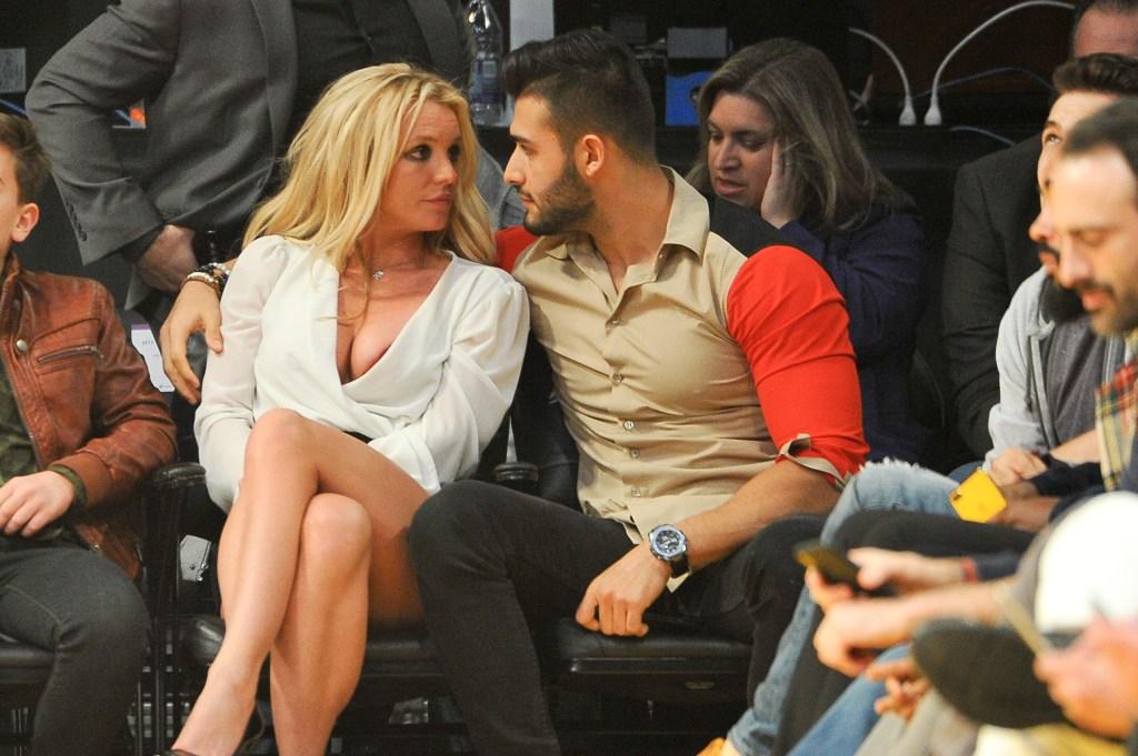 Sam Asghari Britney Spears