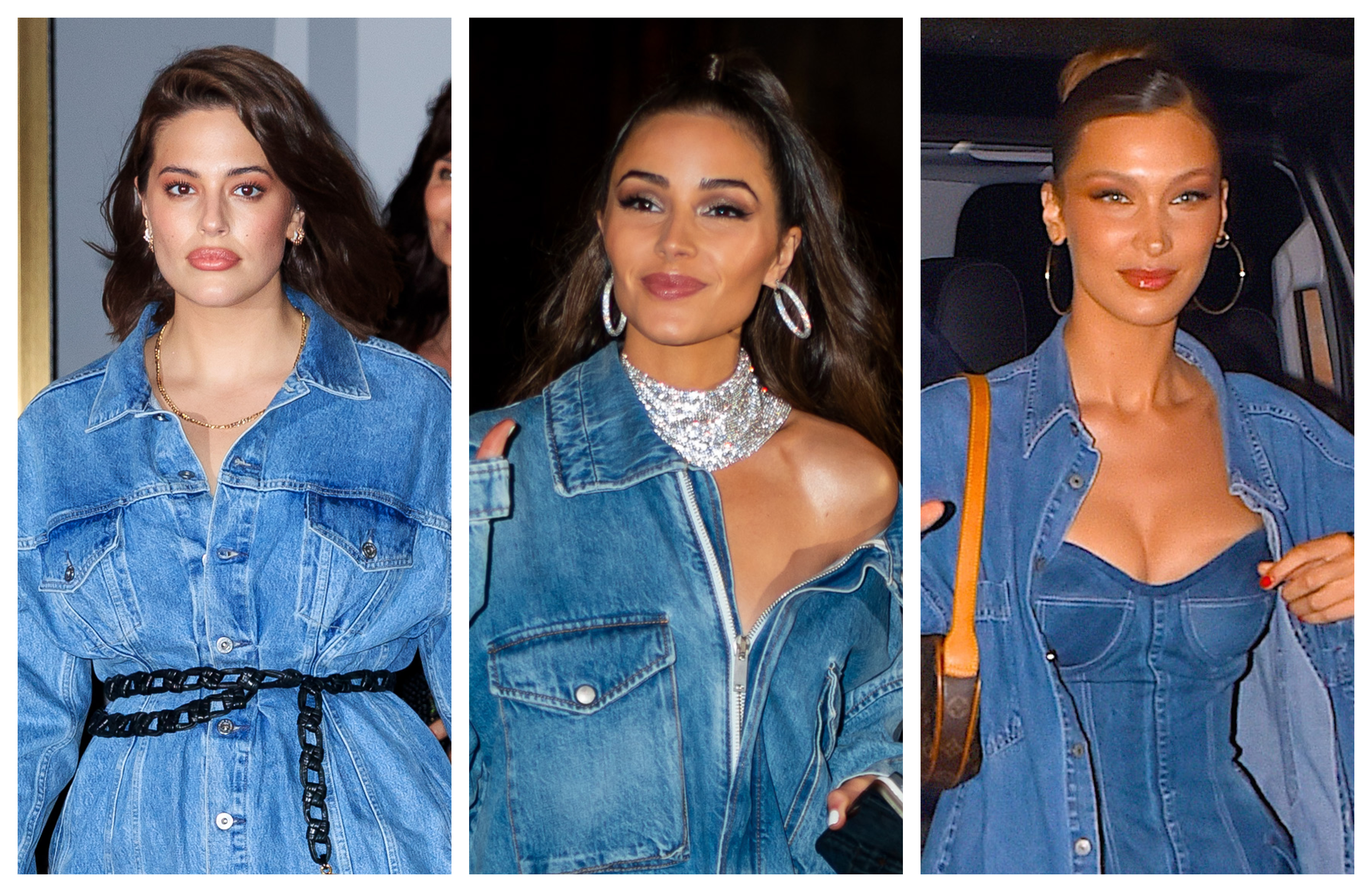 ea82e76cc02 Gigi Hadid s Denim-Themed Birthday Party  See What the Stars Wore!