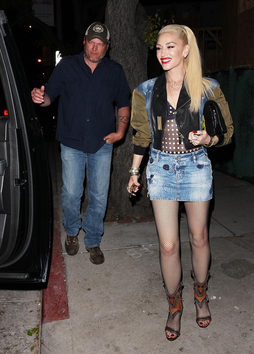 Blake Shelton and Gwen Stefani \u0027in a Great Place\u0027 \u0027It\u0027s so