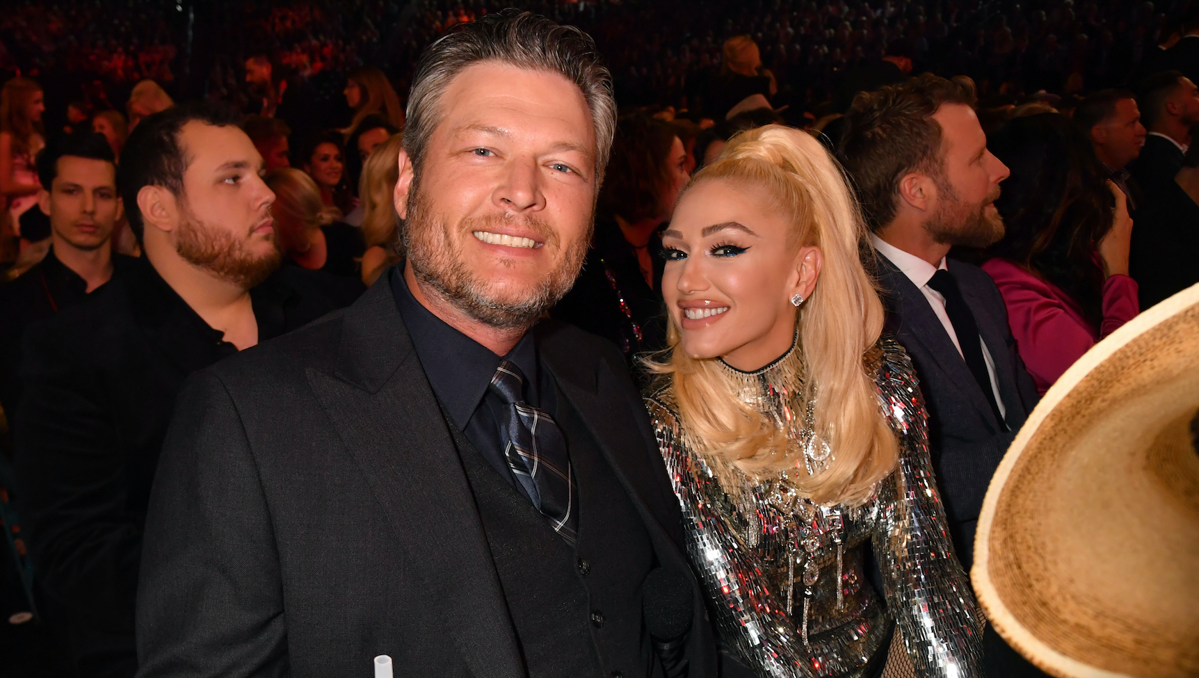 Gwen Stefani, Blake Shelton, ACM Awards