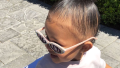 Kylie Jenner posts pic of stormi webster in crystal sunglasses
