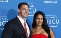 John Cena, Nikki Bella, Wrestlemania
