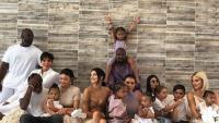 The Kar-Jenner family