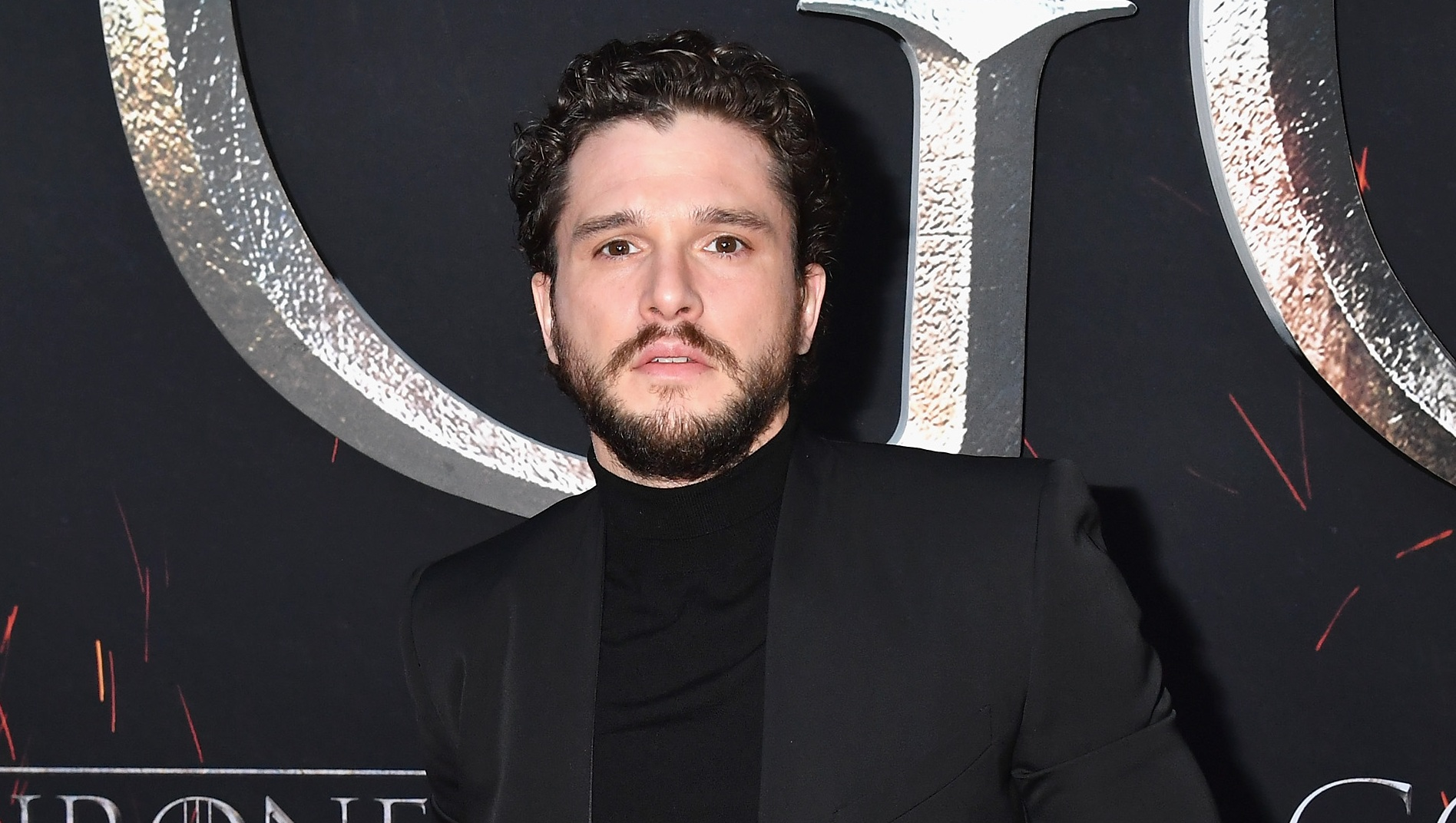 "Kit Harington attends the ""Game Of Thrones"" Season 8 NY Premiere on April 3, 2019 in New York City."