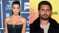 Kourtney Kardashian Scott Disick relationship coparenting kids dating