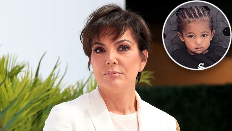 Kris Jenner Reveals Grandson Saint Had an Emergency Room Scare: 'He Might Be Allergic to Grass'