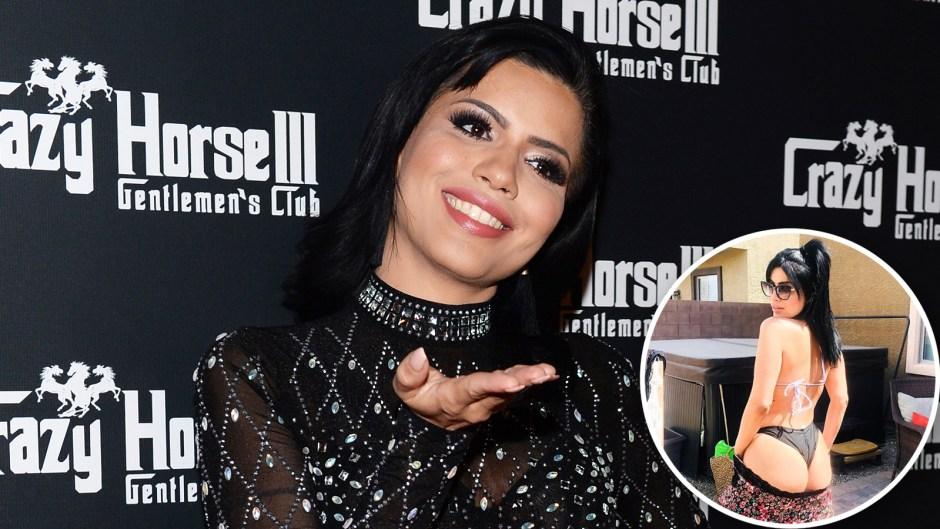 90 Day Fiance Star Larissa Dos Santos Reveals Her Secret to a Cellulite-Free Tush
