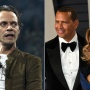 Marc Anthony reaction to Jennifer Lopez Alex Rodriguez engaged