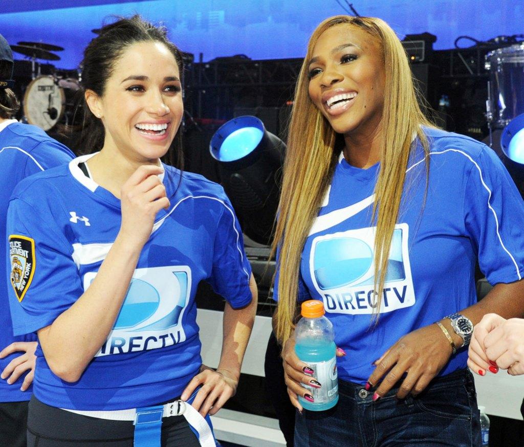 Meghan Markle Girl Squad Friends Serena Williams