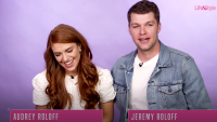 Jeremy Roloff Audrey Roloff give sex advice
