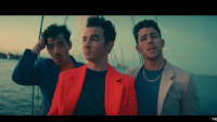 Jonas Brothers cool music video easter eggs