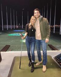 Kaitlyn Bristowe Jason Tartick topgolf date night
