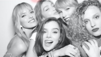 Taylor Swift haileen Steinfeld gigi hadid birthday party girl squad