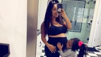 Nicole Polizzi snooki pregnant baby due date
