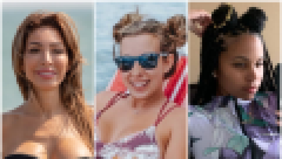Teen Mom Stars Rock Bikinis