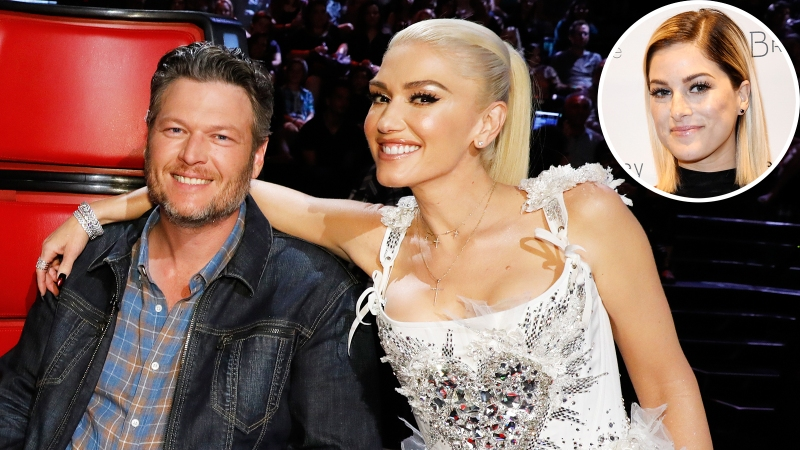 Former 'Voice' Star Cassadee Pope Gushes Over Coach Blake Shelton and Gwen Stefani: 'I Can See the Attraction'