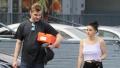 ariel winter goes braless while shopping with her bf