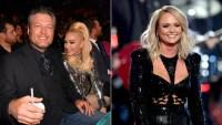 Blake Shelton May Have Skipped Miranda Lambert's ACM Performance