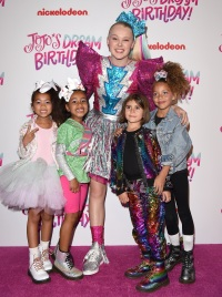 north west and penelope disick with jojo siwa