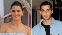 kendall jenner fai khadra dating rumors