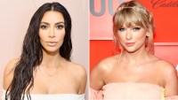 Kim Kardashian Snake Jewelry Release on Taylor Swift New Music Day