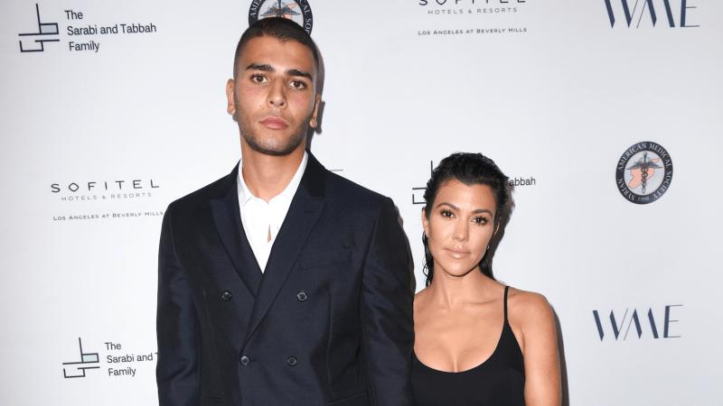 Kourtney Kardashian and Ex-BF Younes Bendjima Still Have 'Great Sexual Chemistry'