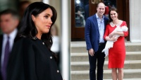 Meghan Markle probably won't take photos after birth says buckingham palace statement