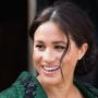 meghan markle wearing green