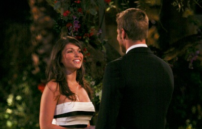 DeAnna Pappas and Brad Womack