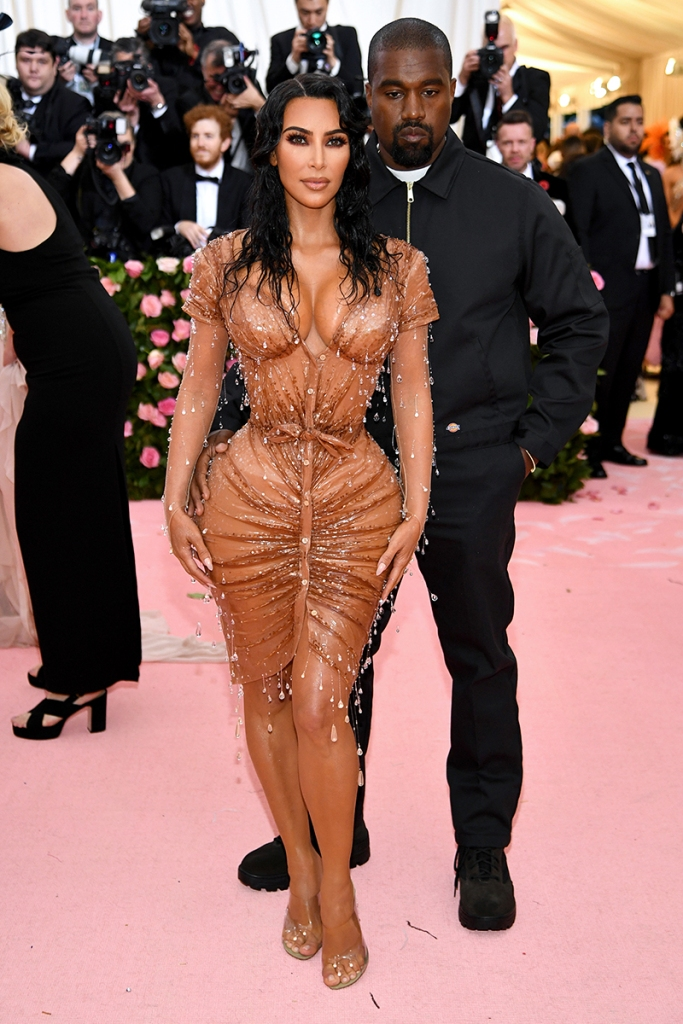 Kanye West and Kim Kardashian's 2019 Met Gala Outfits: See ...